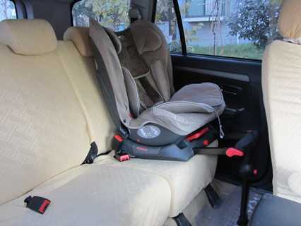 儿童座椅安装方法 5分钟了解儿童安全座椅安全座椅的3