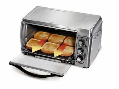 电烤箱做面包 尝尝自己亲手做的面包